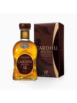 WHISKY CARDHU ML.700