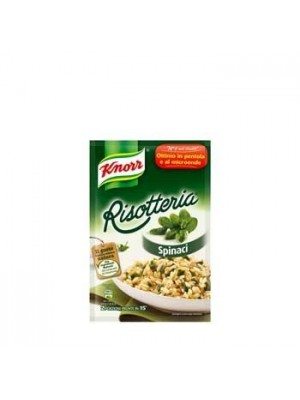 RISOTTO SPINACI KNORR