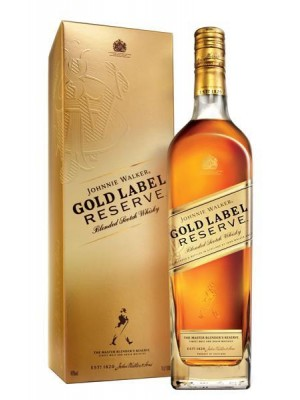 JOHNNIE WEALKER  GOLD RESERVE