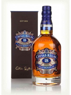 CHIVAS REGAL 18 ANNI CL70