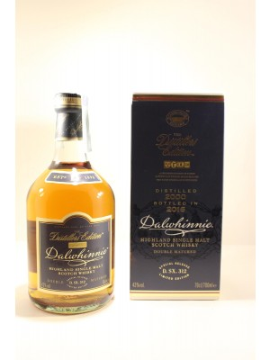 WHISKY DALWHINNIE DE 2016 LIMITED EDITION