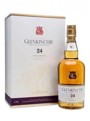 GLENKINCHIE 24 YEARS OLD S.R. SINGLE MALT