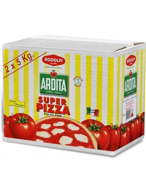 POLPA PIZZA 2 X 5 KG. BAG IN BOX