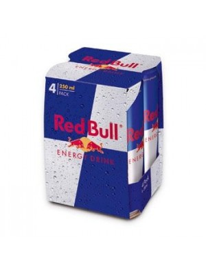 RED BULL LATTINA ML.250 X4