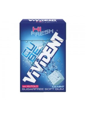 VIVDENT CUBE ICE GREEN MINT