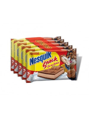 NESQUIK SNACK CACAOX5 LACTALIS