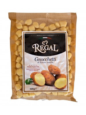 CHICCHE DI PATATE GR.500 REGAL