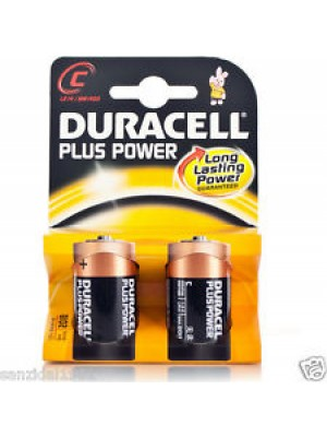 CS 2 MEZZA TORCE DURACELL PLUS